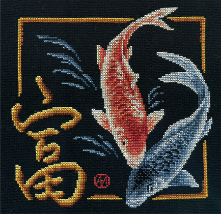 Символы и знаки вышивки.